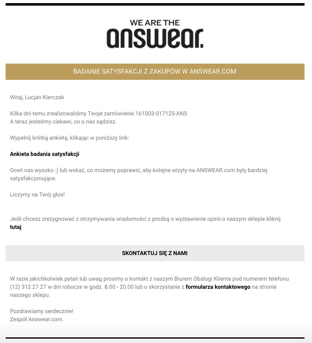 e-mail ankiety