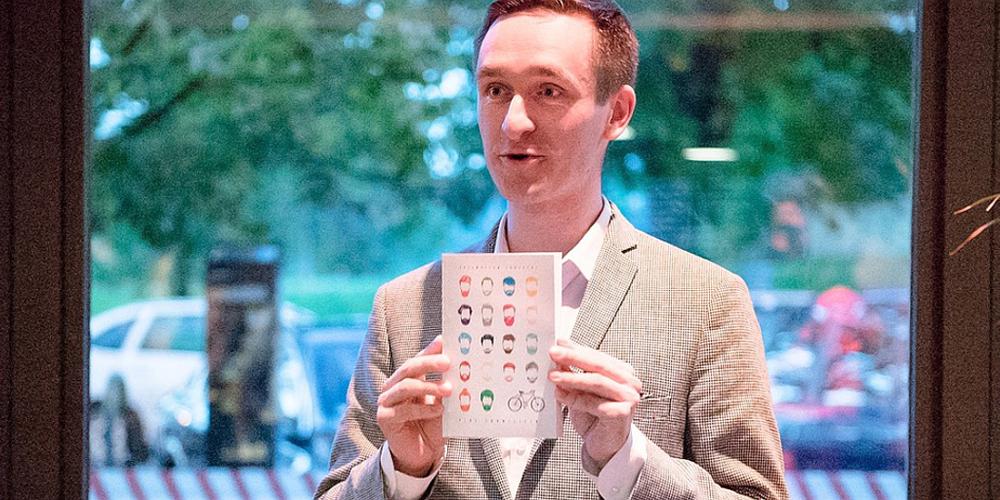 PrzemysławChojecki: stworzę sztuczną inteligencję, którakreatywnością dorówna człowiekowi