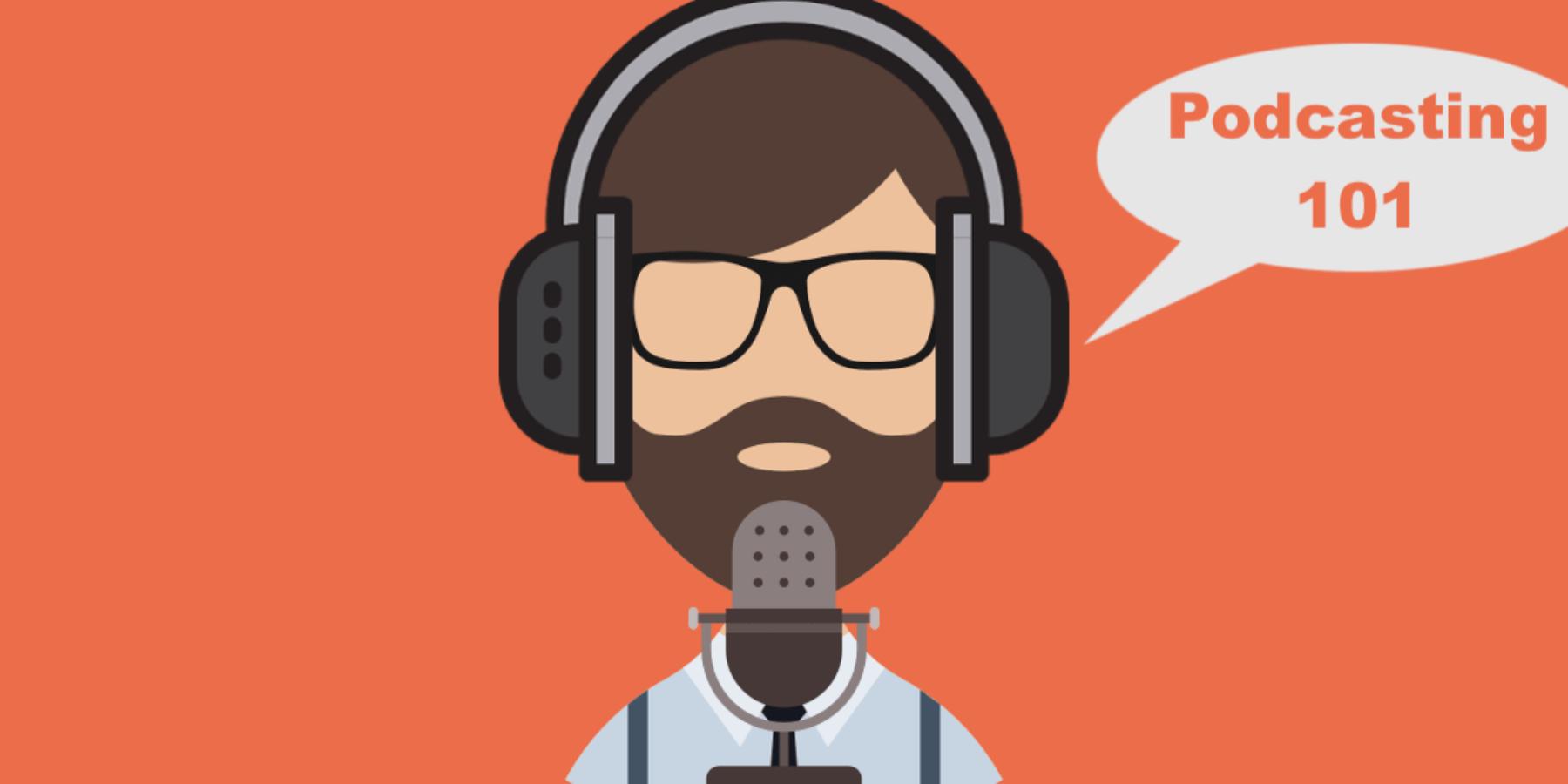 PODCASTING 101: Jak nagrywać firmowy podcast? *Bez budżetu imasy sprzętu