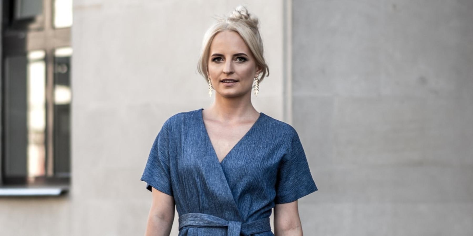 Monika Kamińska: Jeśli masz prowadzić bloga, musisz utrzymywać się zwłasnych produktów