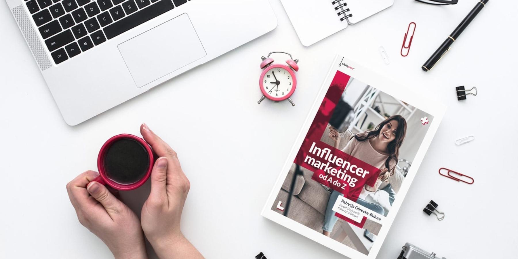 Pierwsza polska książka oinfluencer marketingu – odWhitePress®!