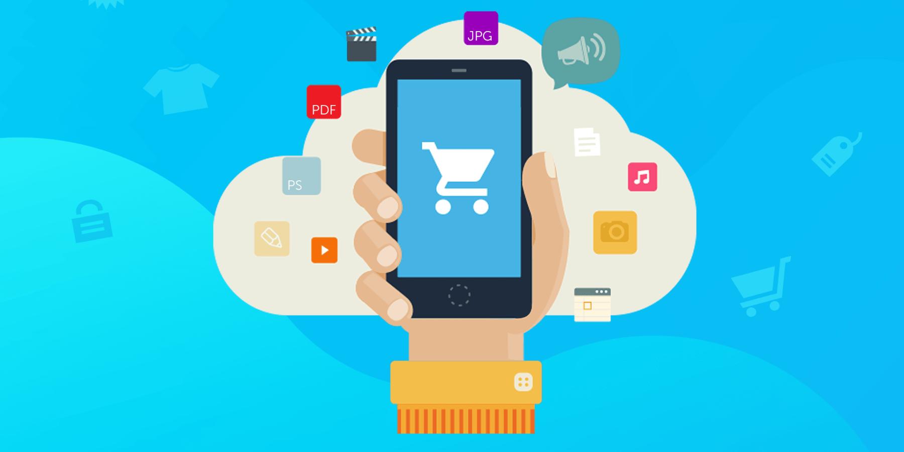 Jak sprzedawać produkty cyfrowe wsklepie internetowym?