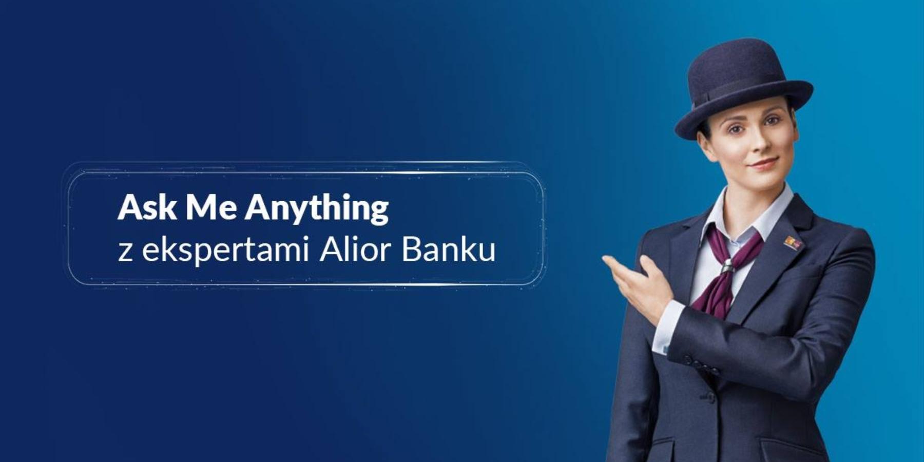 Eksperci Alior Bank orozwiązaniach finansowych dla przedsiębiorców [AMA]