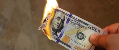 Jak spaliłem ponad 100 tysięcy złotych w18 miesięcy iczego się ztego nauczyłem?