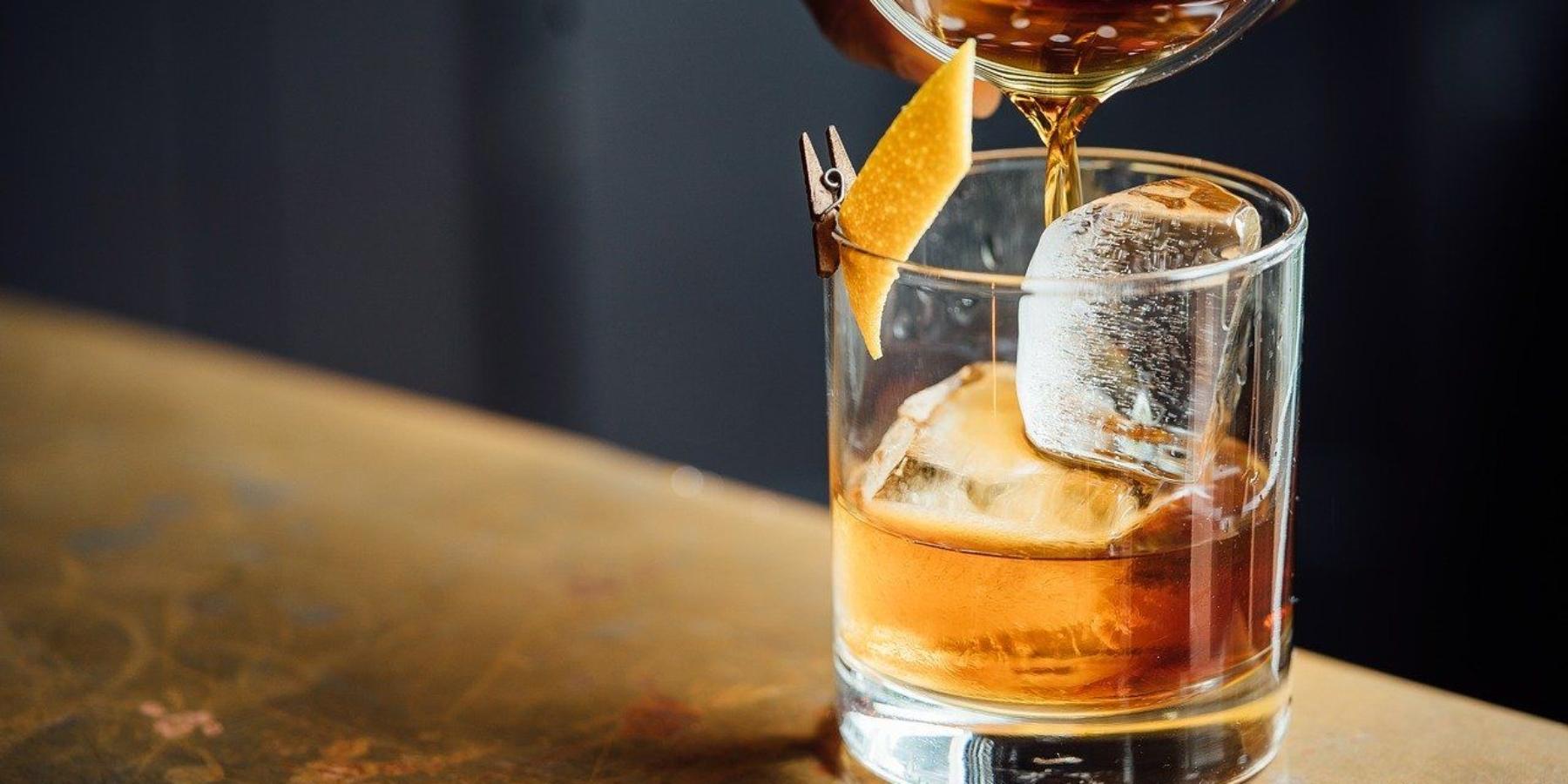 Rynek whisky rośnie wsiłę