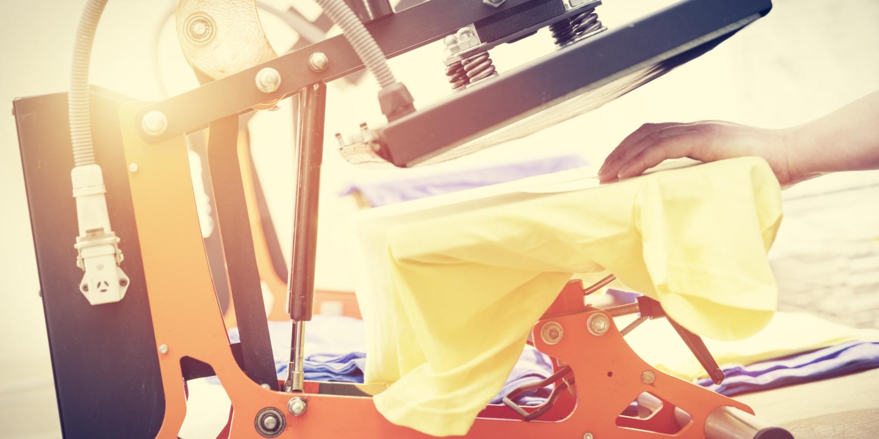 Nadruki natkaninach – jakie są sposoby druku?