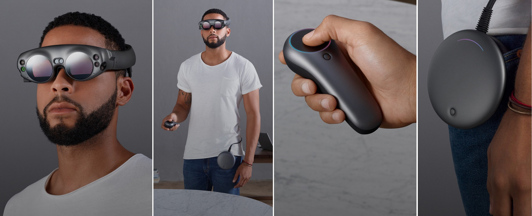 Magic Leap AR - Augmented Reality headset