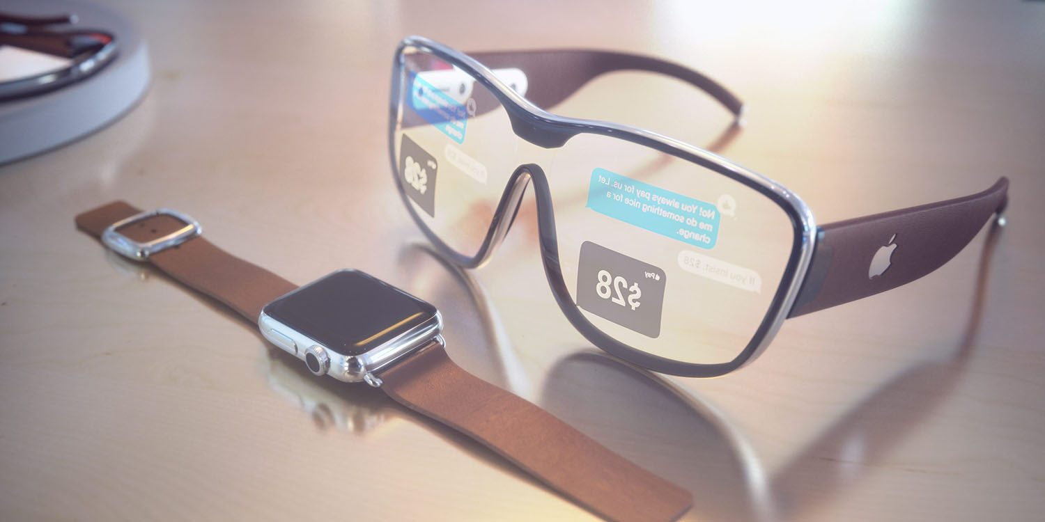 Apple AR Glass - Augmented Reality