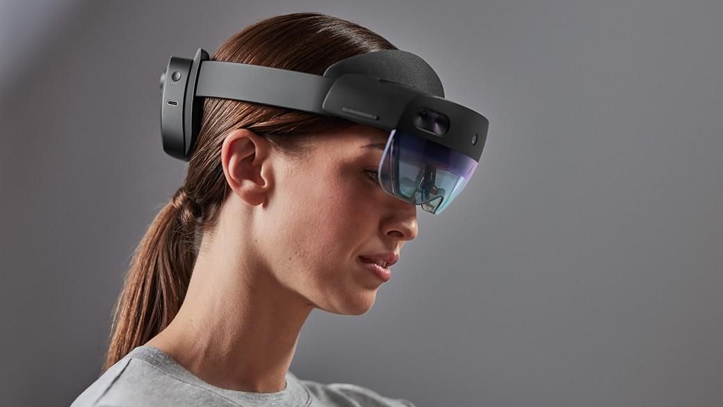 Hololens 2 headset - AR Glass - Augmented Reality