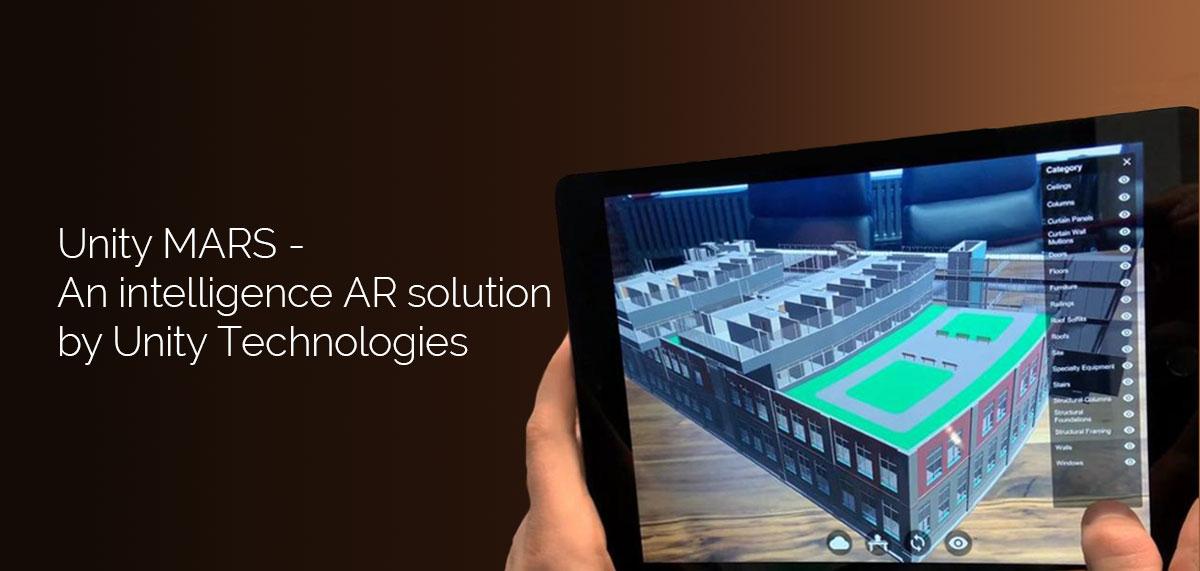 MARS - Augmented Reality Platform byUnity Technologies