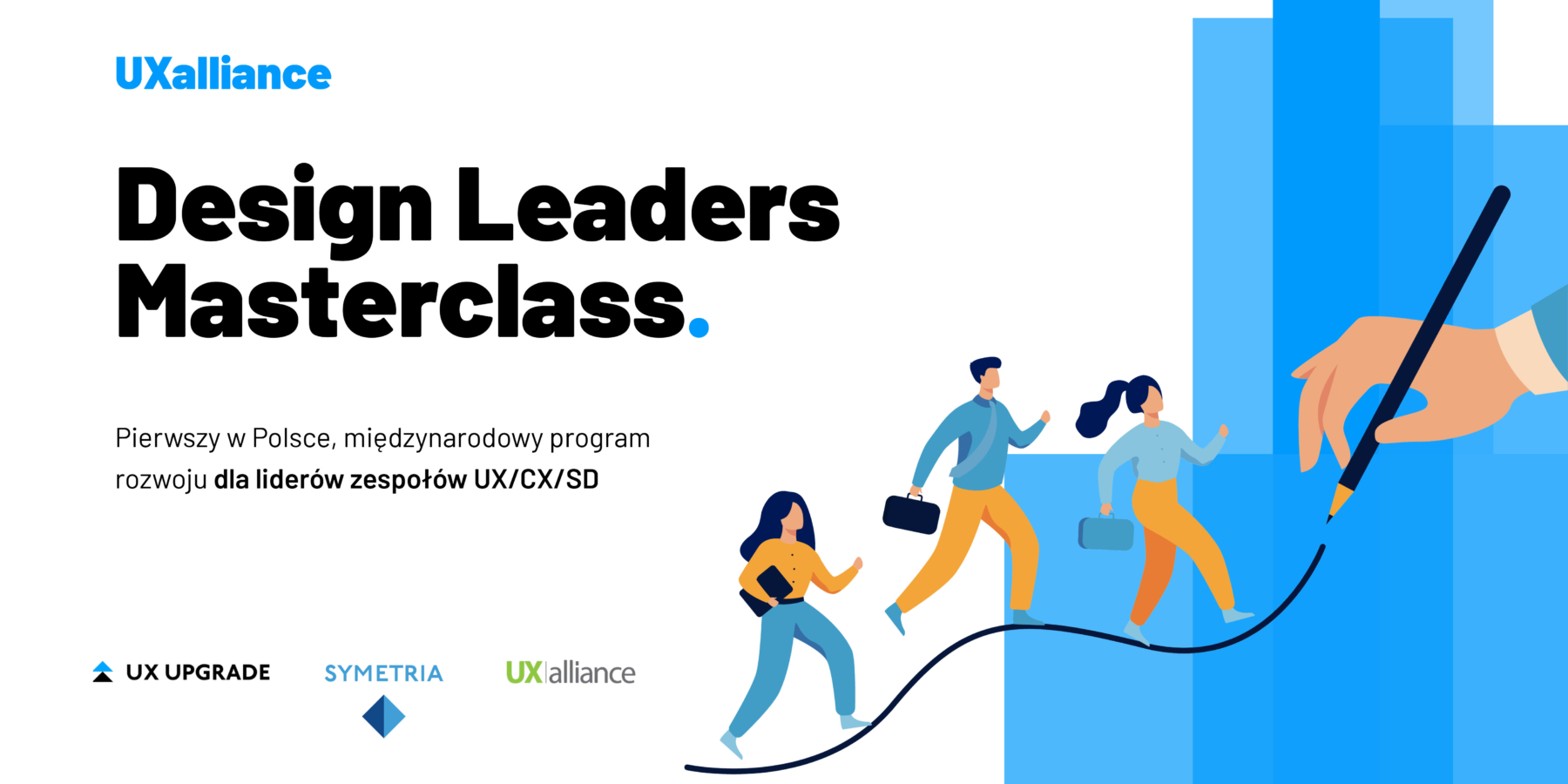 Program rozwojowy dla liderów UX zudziałem zagranicznych ekspertów poraz pierwszy wPolsce