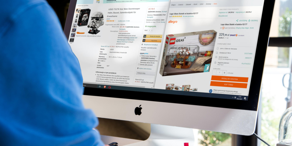 Amazon kontra Allegro. Jak będzie wyglądać pojedynek serwisów?