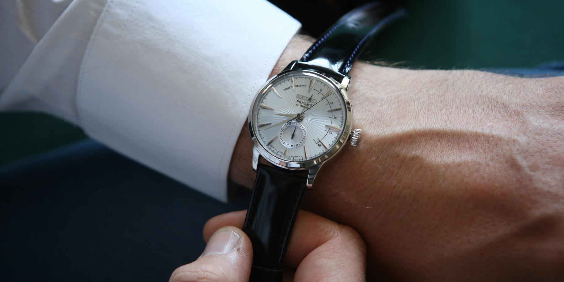 Adriatica, Seiko, czyZeppelin? Jaki zegarek męski wybrać dopracy?