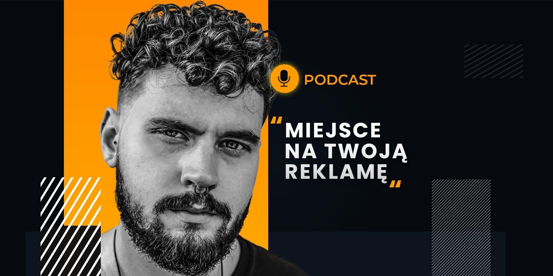 """Podcast """"Miejsce naTwoją Reklamę"""" #01. Niebój się komunikować porażek wbiznesie"""