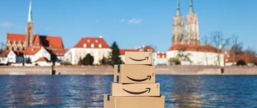 Amazon.pl oficjalnie startuje w Polsce. Usługa Amazon Prime za darmo na miesiąc