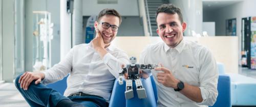 Programowanie dla dzieci przy pomocy robotów z klocków LEGO. GO4Robot był studenckim pomysłem, dziś ma tysiące klientów