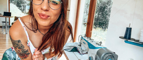 Weronika Twardowska, założycielka marki Majtki zSosnowca: dziś mam pracownię, majtkowóz ikredyt