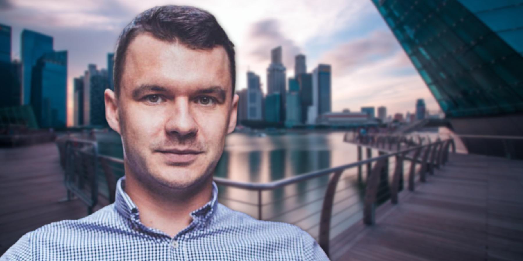 Tomasz Chojnacki stworzył cashback wbitcoinie. – Użytkownicy naszej platformy wydają więcej we-commercach