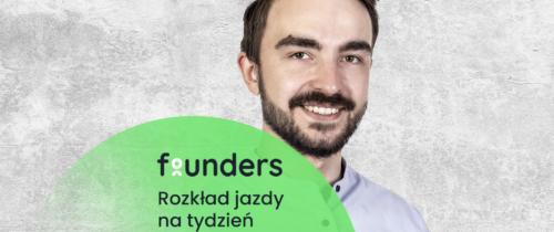 W przyszłym tygodniu ruszamy z nowym cyklem o automatyzacji z Igorem Kałużą. Zobacz co nowego na Founders.pl