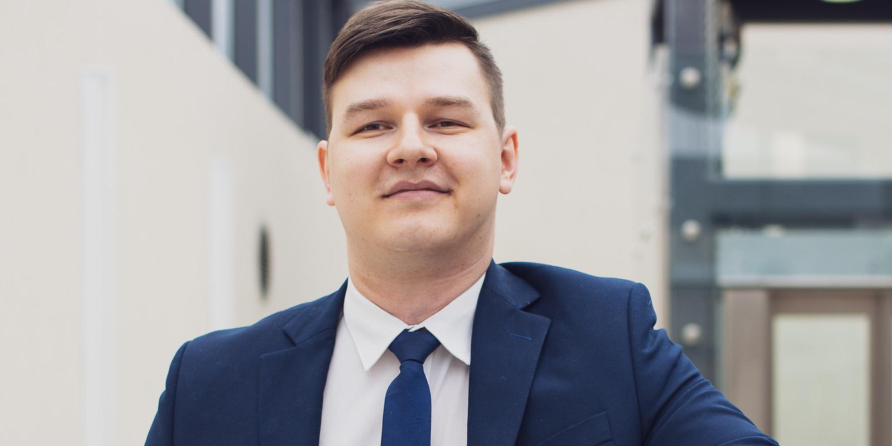 Polski startup tworzy aplikację dogłosowania online. Projekt został doceniony wHongkongu iprzezKomisję Europejską