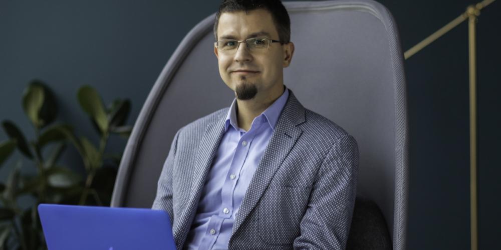Łukasz Korol: Moja firma urosła o2000% wciągu 5 lat. Zostaliśmy nagrodzeni Diamentem Forbesa