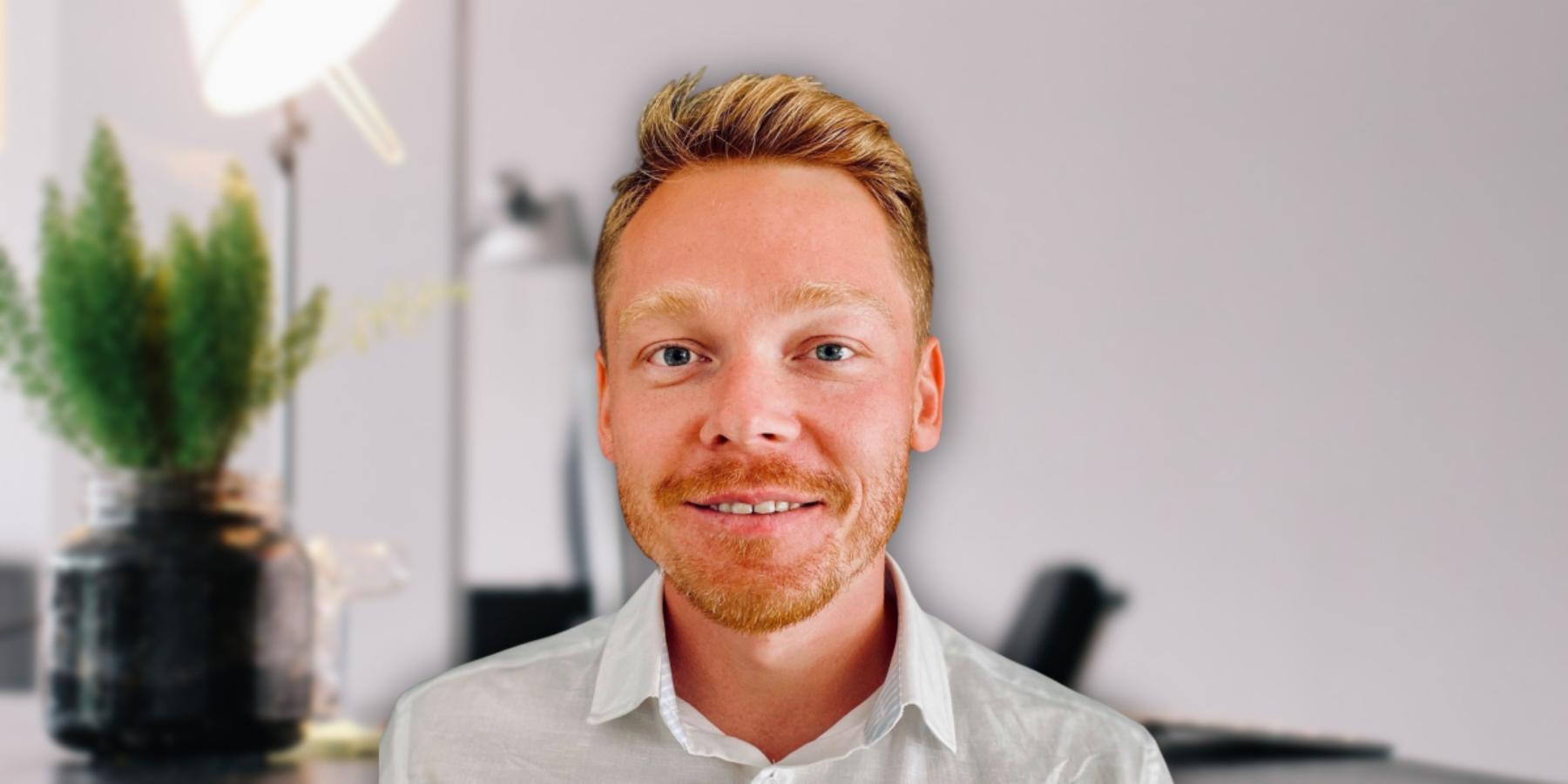 Mateusz Warcholiński stworzył startup przezjeden weekend iwywołał burzę