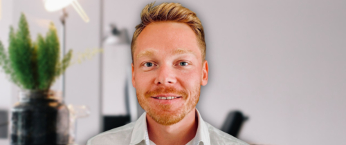 Mateusz Warcholiński stworzył startup przez jeden weekend i wywołał burzę