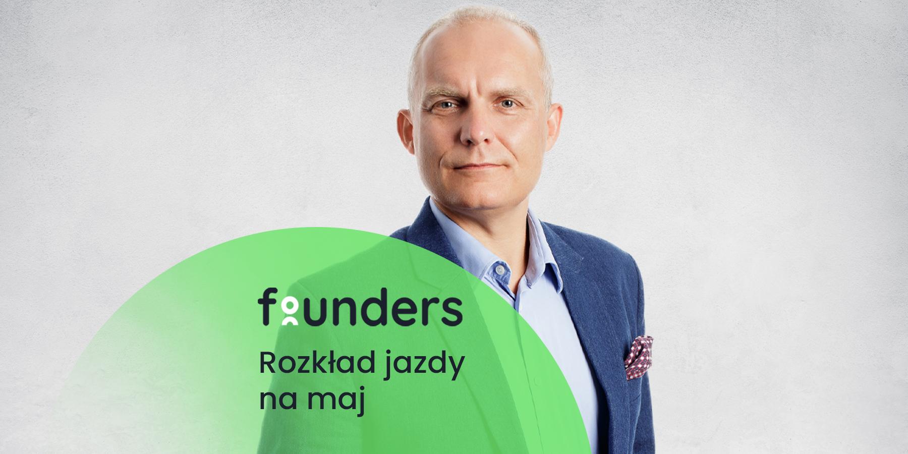 Co zrobić, bypo20 latach nadal chcieć robić wspólny biznes [Maj zFounders.pl]