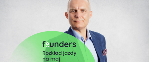 Co zrobić, by po 20 latach nadal chcieć robić wspólny biznes [Maj z Founders.pl]
