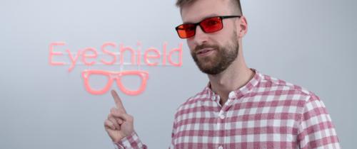 Stworzył okulary, które poprawią Twoją regenerację. Rozmawiamy z Sebastianem Kilichowskim o EyeShield
