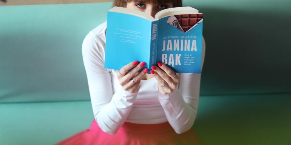 Janina Bąk: zaczynając budować personal branding, byłam wtym zakresie kompletnym hipisem