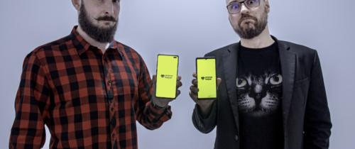 Stand-uper tworzy aplikację 112 dla zwierząt