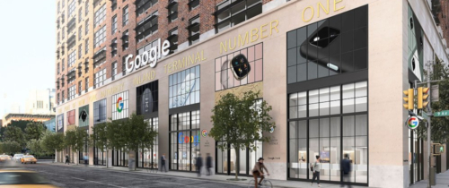 Google otwiera pierwszy sklep stacjonarny. Klienci będą mogli testować produkty i usługi giganta