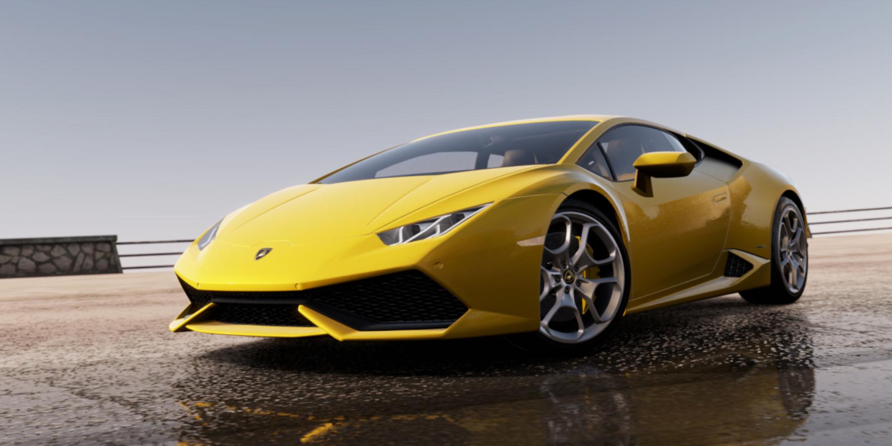 Historia Lamborghini zaczęła się odtraktorów ikłótni zFerrari
