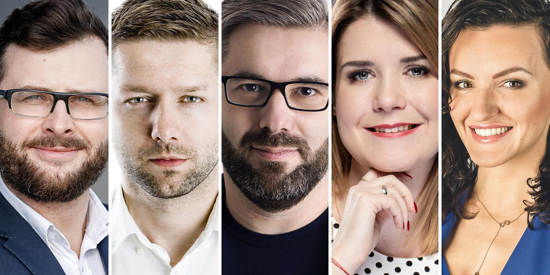 Jak zaczęli budować markę osobistą: Janina Bąk, Monika Mikowska, Marcelina Lipska, Michał Sadowski, Eryk Wdowiak iPaweł Tkaczyk?