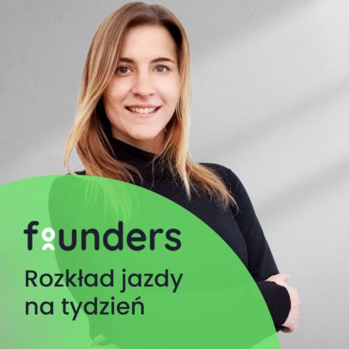 Joanna Chmaj opowie o bezpieczeństwie pracy w aplikacjach Google Workspace. Zobaczcie co nowego na Founders.pl