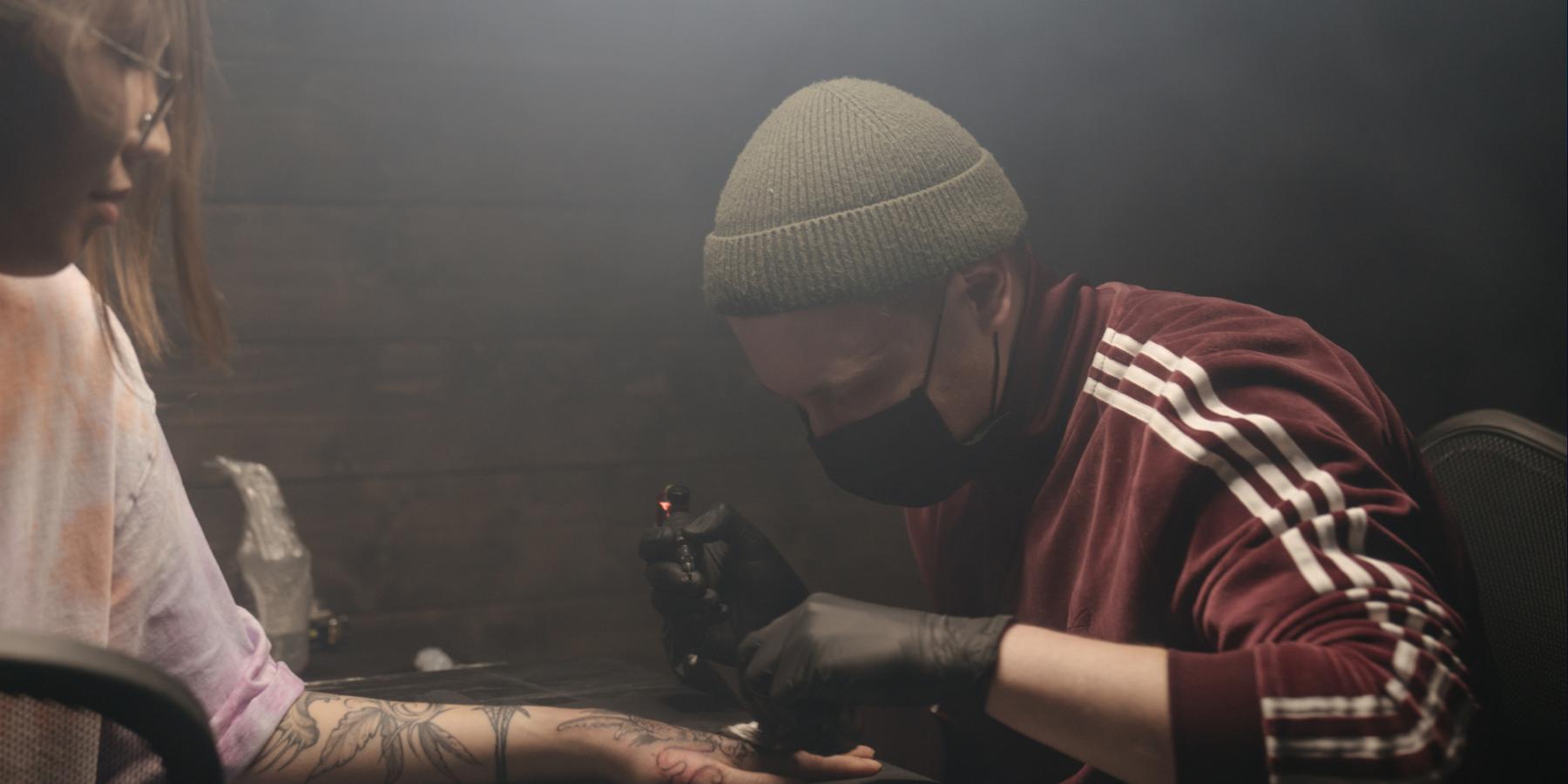 Wdwa miesiące przyciągnęli 1500 użytkowników. TattooArtist tworzy marketplace dla tatuatorów