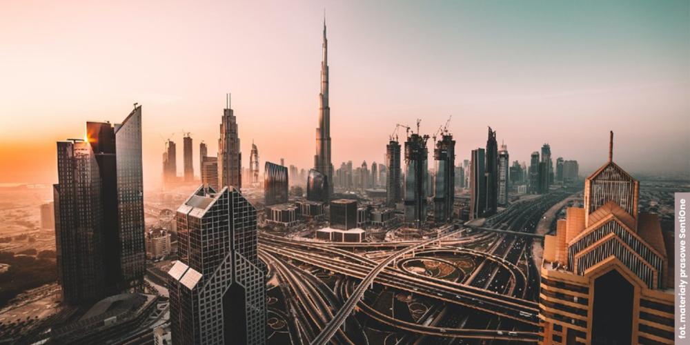 Dubajski fundusz inwestycyjny poraz pierwszy whistorii zaprasza dowspółpracy polski startup SentiOne