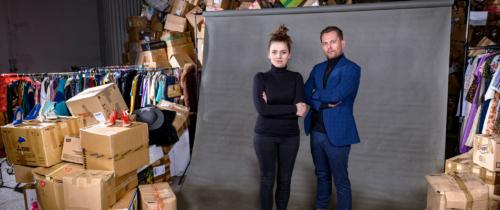 Ubrania do Oddania sprawiły, że 1,5 ton ubrań dziennie wraca do obiegu, zamiast trafiać na śmietnik