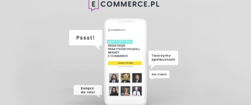 Rewolucja w świecie polskiego e-handlu? Rusza ecommerce.pl
