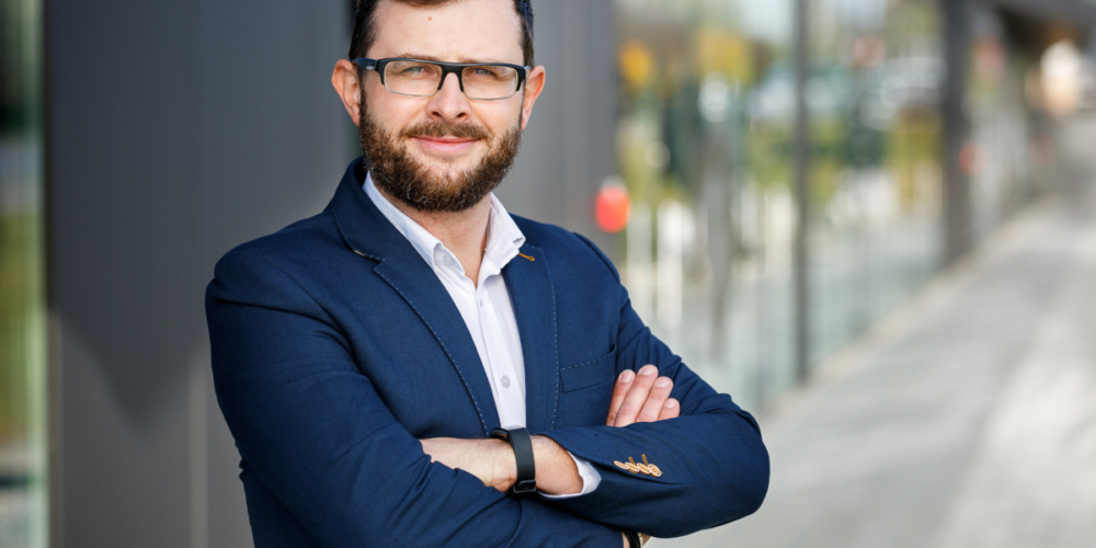 Eryk Wdowiak: Budowanie marki osobistej toniejest sprint