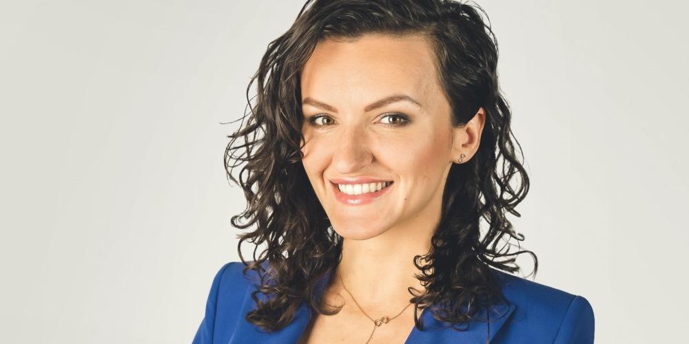 Monika Mikowska: marki osobistej niezbudujesz lansowaniem się wsocial mediach