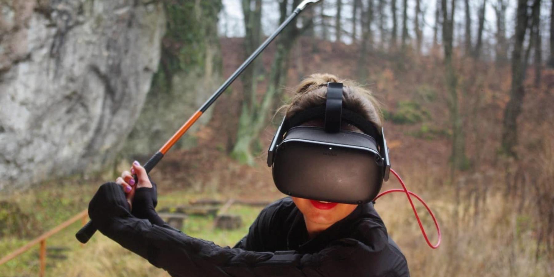 Weregolf. Stworzyli kombinezon donauki gry wgolfa zapomocą motion capture. Chcą wten sposób uczyć golfistów ipomóc wychodzić im zkontuzji