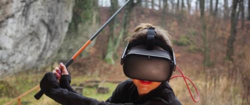 Weregolf. Stworzyli kombinezon do nauki gry w golfa za pomocą motion capture. Chcą w ten sposób uczyć golfistów i pomóc wychodzić im z kontuzji