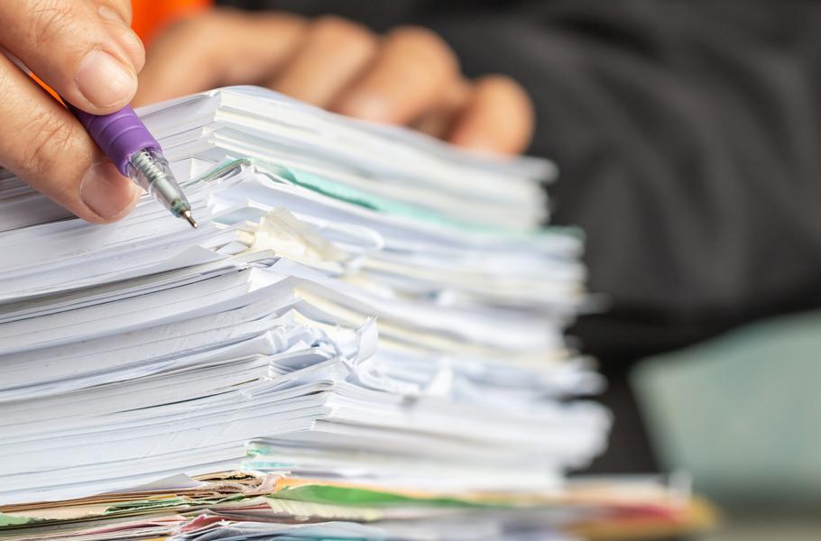 Jak zredukować koszty w firmie? Przejdź na paperless