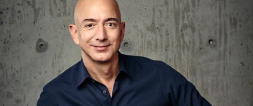 Bezos niejest już szefem Amazonu. Kto zaniego?