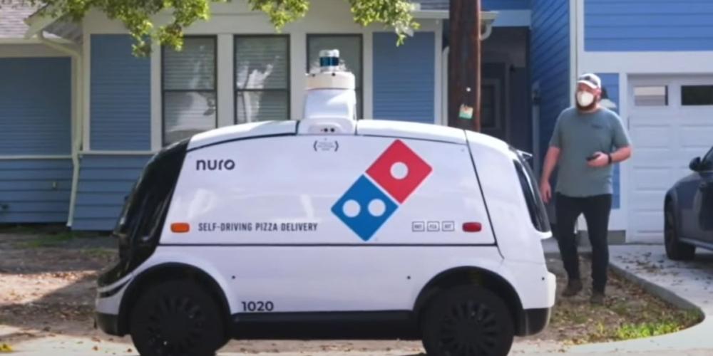 Autonomiczne roboty dostarczające jedzenie. Taka będzie przyszłość branży delivery?