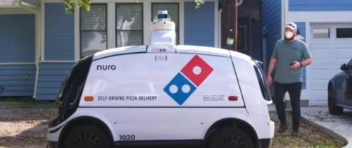 Pizza dostarczana przez drona? Branża delivery... rozpędza się