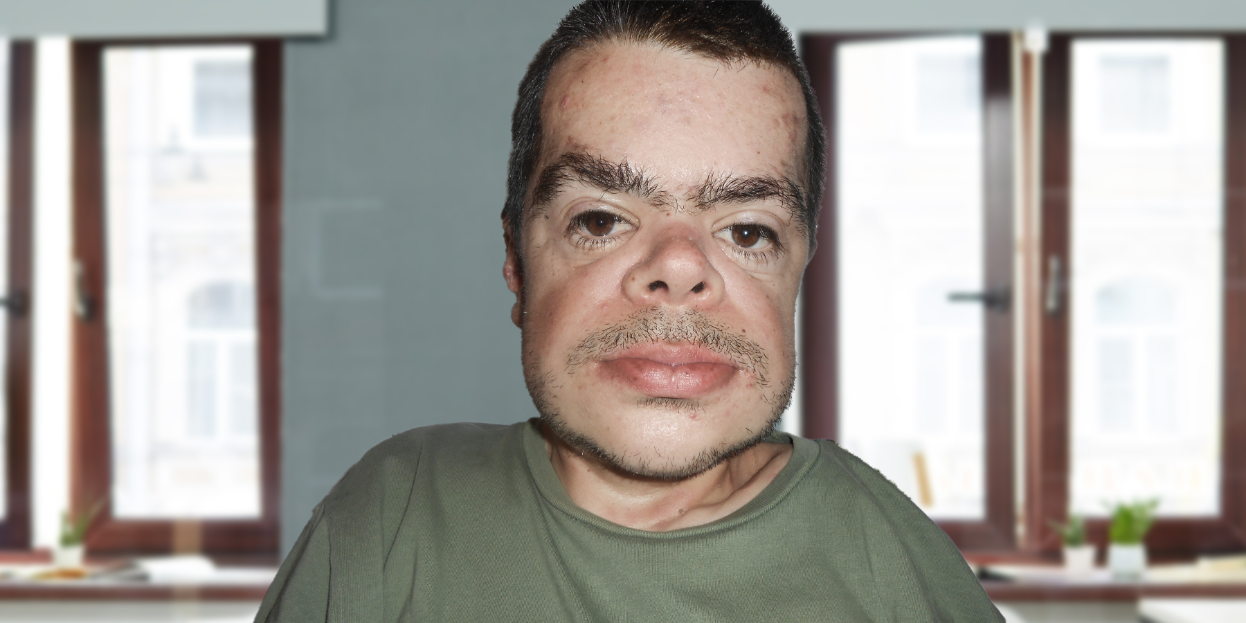 Osoba niepełnosprawna nieczeka nazasiłek odpaństwa. Bierze sprawy wswoje ręce iosiąga sukces