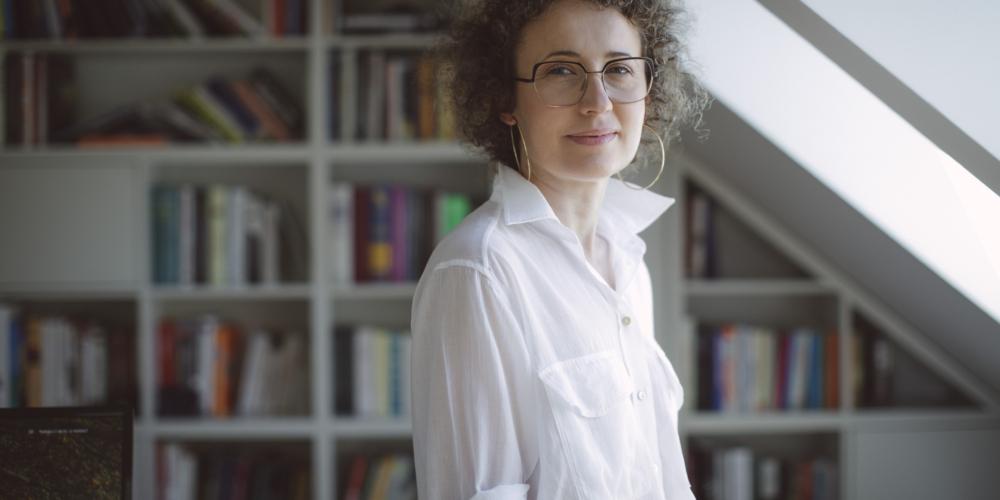Natalia Hatalska: żyjemy wdwóch światach, które wzajemnie się wykluczają